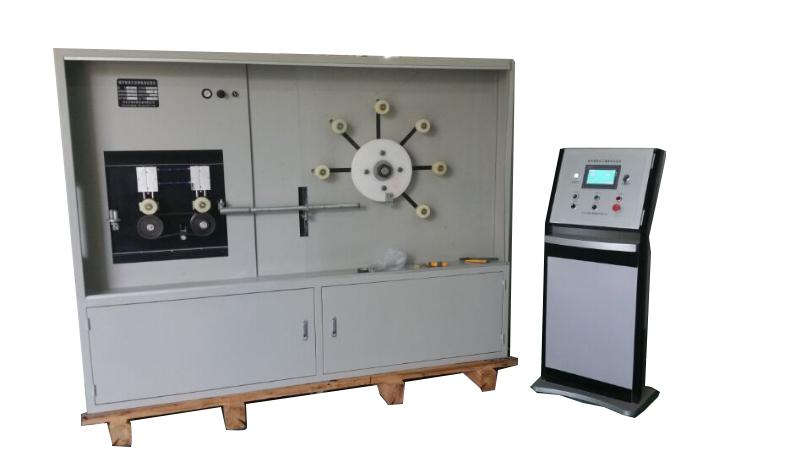 碳纤维复合芯棒卷绕试验机