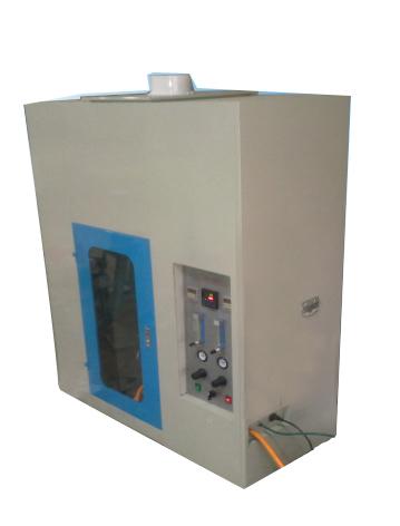 DCR-18380单根电线电缆垂直燃烧装置