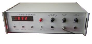 SY201矿用电缆过度电阻