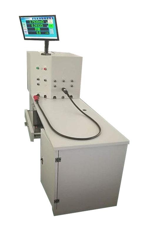 焊枪检测综合测试平台